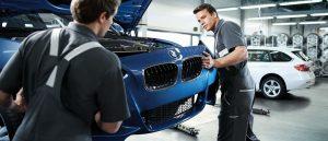 BMW Certified Collision Center